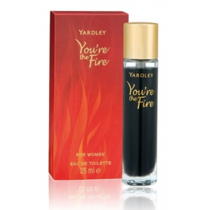 You're the Fire for Women by Yardley
