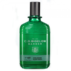 Bigelow Barber Cologne Elixir Green No. 1582 by C.O. Bigelow Apothecary
