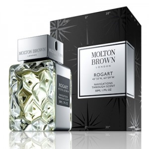 Navigations Through Scent - Rogart by Molton Brown