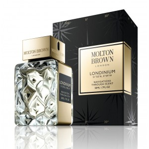 Navigations Through Scent - Londinium by Molton Brown