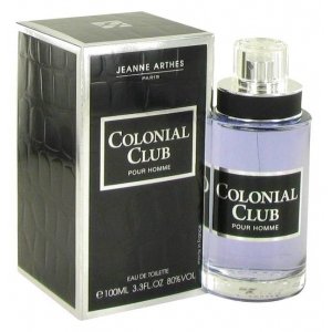Colonial Club by Jeanne Arthes