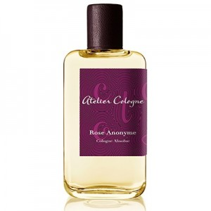 Rose Anonyme by Atelier Cologne