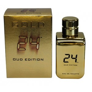 24 Gold Oud Edition by ScentStory FZE