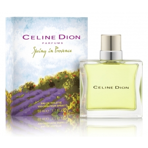 Spring in Provence by Celine Dion