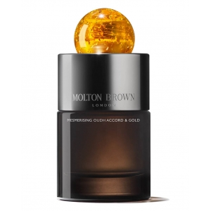Mesmerising Oudh Accord & Gold by Molton Brown