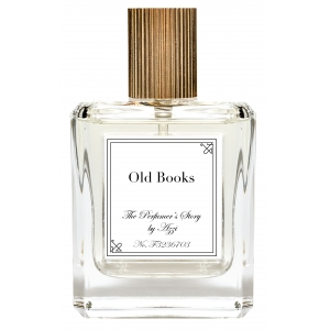 Old Books by The Perfumer's Story by Azzi