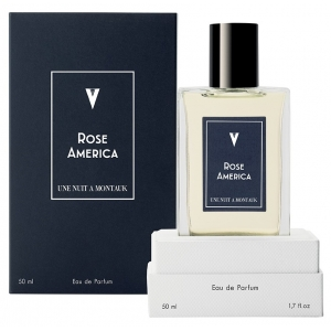 Rose America by Une Nuit Nomade