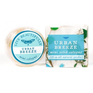 Urban Breeze Solid Cologne by Live Beautifully