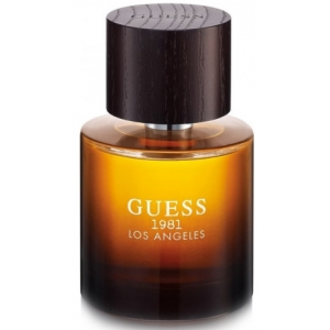 1981 Los Angeles Men by Guess